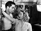 Nightmare Alley, Tyrone Power, Joan Blondell, 1947 Photo