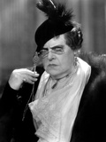 Marie Dressler in Dinner at Eight, Poster