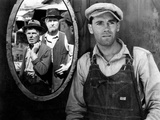 The Grapes Of Wrath, Frank Darien, Russell Simpson, Henry Fonda, 1940 Photo