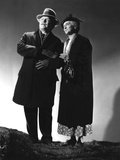 Make Way For Tomorrow, Victor Moore, Beulah Bondi, 1937 Photo