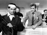 The Talk Of The Town, Cary Grant, Ronald Colman, 1942 Photo