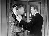 Grand Hotel, Wallace Beery, John Barrymore, 1932 Photo