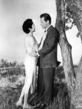 Love Is A Many-Splendored Thing, Jennifer Jones, William Holden, 1955 Photo