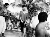 Night Of The Iguana, Ava Gardner, Richard Burton, 1964 Photo
