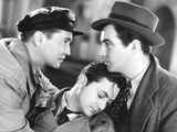 Three Comrades, Franchot Tone, Robert Young, Robert Taylor, 1938 Photo