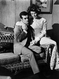 Long Day's Journey Into Night, Dean Stockwell, Katharine Hepburn, 1962 Print