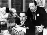 I Married A Witch, Veronica Lake, Fredric March, Robert Benchley, 1942 Photo