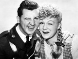 The Miracle Of Morgan's Creek, Eddie Bracken, Betty Hutton, 1944 Print