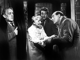 The Ladykillers, Alec Guinness, Katie Johnson, Peter Sellers, Danny Green, 1955 Photo