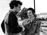 The Last Picture Show, Timothy Bottoms, Cloris Leachman, 1971 Photo