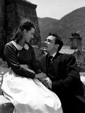 How Green Was My Valley, Maureen O'Hara, Walter Pidgeon, 1941 Foto