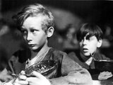 Oliver Twist, John Howard Davies, Anthony Newley, 1948 Photo