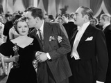 A Star Is Born, Janet Gaynor, Fredric March, Adolphe Menjou, 1937 Láminas