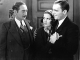 The Front Page, Adolphe Menjou, Mary Brian, Pat O'Brien, 1931 Photo