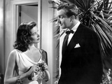 Laura, Gene Tierney, Vincent Price, 1944 Print