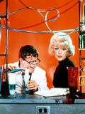 The Nutty Professor, Jerry Lewis, Stella Stevens, 1963 Photo