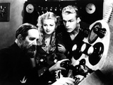 Flash Gordon (AKA Rocketship), Frank Shannon, Jean Rogers, Buster Crabbe, 1936 Print