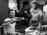 The Marrying Kind, Aldo Ray, Judy Holliday, 1952 Photo