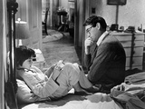 To Kill A Mockingbird, Mary Badham, Gregory Peck, 1962 Print