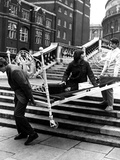 The Knack...And How To Get It, Michael Crawford, Rita Tushingham, Donal Donnelly, 1965 Photo