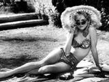 Lolita, Sue Lyon, 1962 Poster