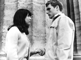 David And Lisa, Janet Margolin, Keir Dullea, 1962 Photo