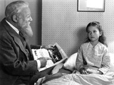 Miracle On 34Th Street, Edmund Gwenn, Natalie Wood, 1947 Prints