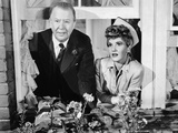 The More The Merrier, Charles Coburn, Jean Arthur, 1943 Photo