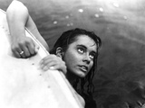 Knife In The Water, Jolanta Umecka, 1962 Photo