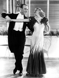 The Gay Divorcee, Fred Astaire, Ginger Rogers, 1934 Lminas