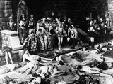 Intolerance, St. Bartholomew's Day Massacre, 1916 Photo