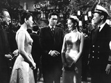 Flower Drum Song, Kam Tong, Miyoshi Umeki, James Shigeta, Nancy Kwan, Victor Sen Yung, 1961 Photo