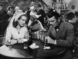 The Old Maid, Bette Davis, George Brent, 1939 Print