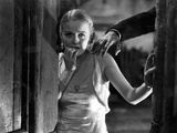 The Old Dark House, Gloria Stuart, 1932 Julisteet