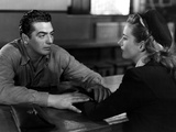 Kiss Of Death, Victor Mature, Coleen Gray, 1947 Photo
