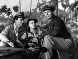 They Were Expendable, John Wayne, Donna Reed, Robert Montgomery, 1945 Photo