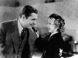 Stand Up And Cheer!, Warner Baxter, Shirley Temple, 1934 Photo