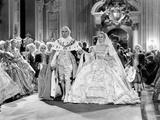 Marie Antoinette, Robert Morley, Norma Shearer, 1938 Print