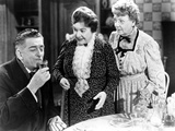 Arsenic And Old Lace, Edward Everett Horton, Josephine Hull, Jean Adair, 1944 Poster