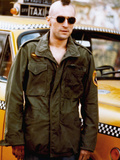 Taxi Driver, Robert De Niro, 1976 Photo