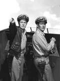 They Were Expendable, Robert Montgomery, John Wayne, 1945 Photo