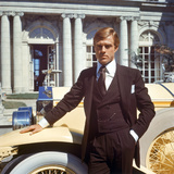 The Great Gatsby, Robert Redford, 1974 Photo