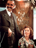 Murder On The Orient Express, Sean Connery, Vanessa Redgrave, 1974 Photo