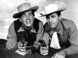 Pardners, Dean Martin And Jerry Lewis, 1956 Affiches