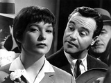 The Apartment, Shirley MacLaine, Jack Lemmon, 1960 Plakát