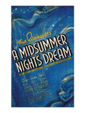 A Midsummer Night&#39;s Dream, 1935 Posters