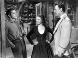 Canyon Passage, Dana Andrews, Susan Hayward, Brian Donlevy, 1946 Photo