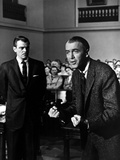 Anatomy Of A Murder, Brooks West, James Stewart, 1959 Billeder