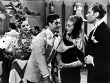 That Night In Rio, Carmen Miranda, Don Ameche, Alice Faye, Leonid Kinsky, 1941 Photo