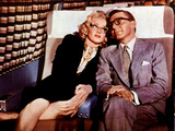 How To Marry A Millionaire, Marilyn Monroe, David Wayne, 1953 Kunstdrucke